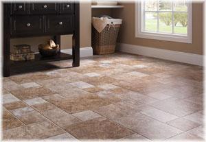 Professional Flooring Company In New Jersey Vinyl Installation NJ - Installing sheet vinyl flooring